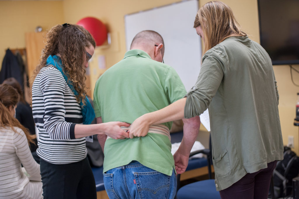 Occupational Therapy Class